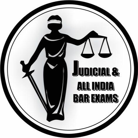 JUDICIAL & ALL INDIA BAR EXAMS