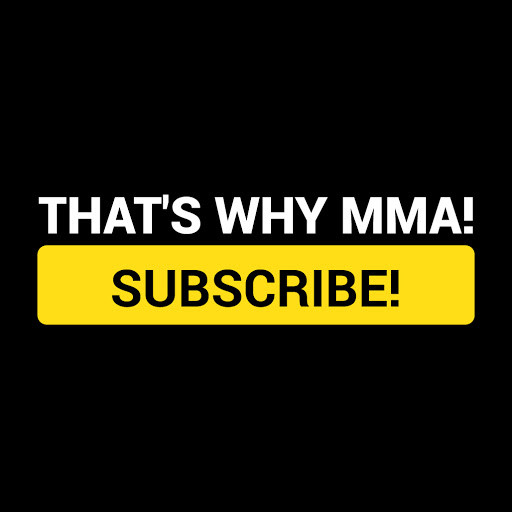 That's why MMA!
