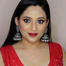 super makeup style