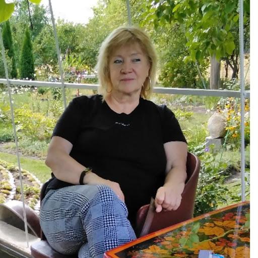 Ирина Ляпкина