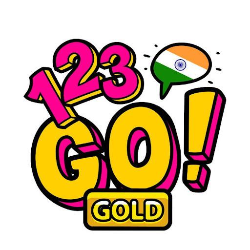 123 GO! GOLD Hindi